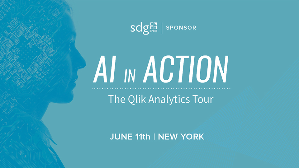 SDG Group Qlik Analytics Tour