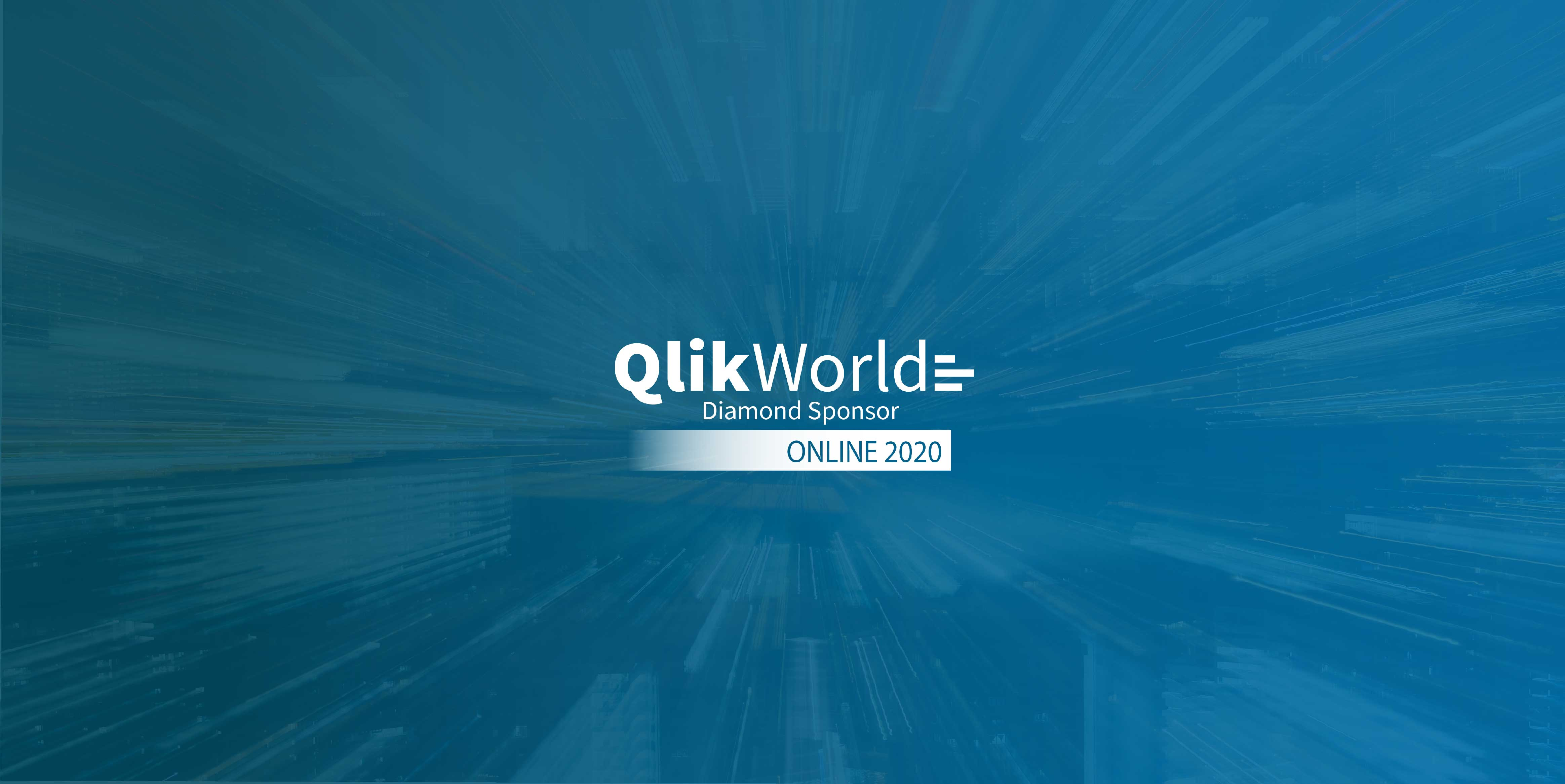 SDG Group QlikWorld Online Diamond Sponsor