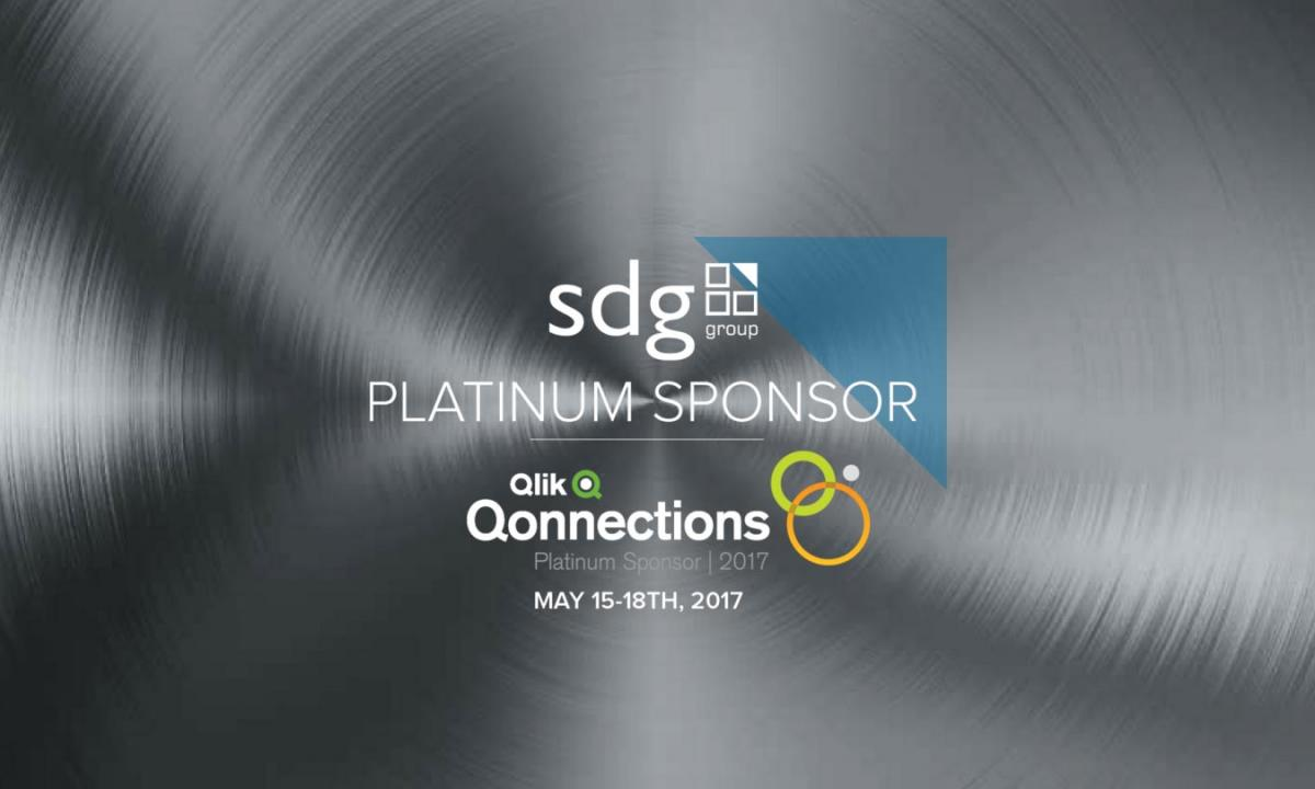 SDG Group | Platinum Sponsors at Qonnections 2017