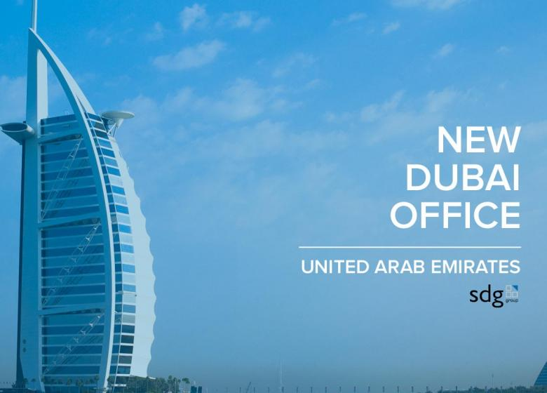 New Opening: DUBAI