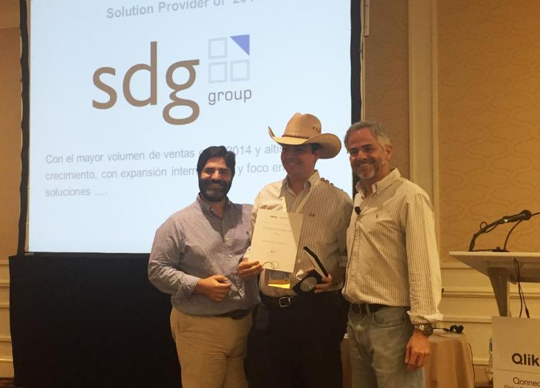 Qonnections 2015 Award