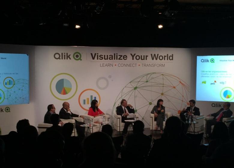 Qlik Visualize your World 2015