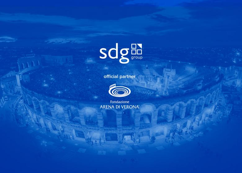 SDG Group & Fondation Arena di Verona