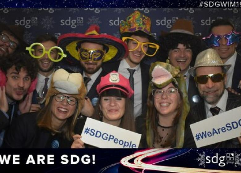 SDG Winter Meeting Italy