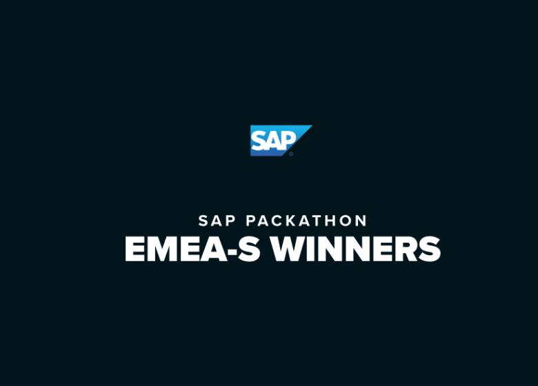 Awarded top spot in SAP Data Warehouse Cloud Partner Packathon